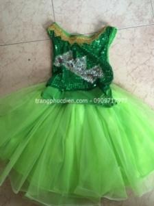 Đáp ứng nhu cầu thuê váy, đầm múa trẻ em đẹp, rẻ cho dịp lễ 1/ 6.