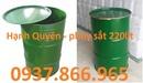 Tp. Hà Nội: thùng chứa nước 220lit, thùng phuy sắt 220lit, thùng phuy nhựa 120lit có đai CL1527192