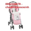 Tp. Hồ Chí Minh: Xe đẩy hello kitty brevi grillo 2. 0 bre711 – km giảm giá CL1668626