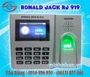 Đồng Nai: Máy chấm công Ronald Jack RJ-919 - lắp giá rẻ - công nghệ mới 100% CL1651198