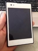 Tp. Hải Phòng: Bán điện thoại LG VU1 F100 màn hình vuông, màu trắng CL1659893