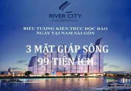 .*$. . RIVER CITY Q. 7, 1. 39 TỶ -2PN, TT 1%, 3 MT SÔNG