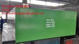 Thép chế tạo, làm khuôn mẫu SKD11 /1. 26o1/ Cr12Mo1V1/ D3/ sTD11/ roCT