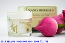 Tp. Hồ Chí Minh: kem nano herbals chính hãng, kem nano herbals trắng da cao cấp CL1659132P5