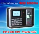 Tp. Hồ Chí Minh: máy chấm công Wise eye WSE-8000A giá rẻ nhất CL1656847
