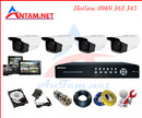 Tp. Hồ Chí Minh: Báo Giá Trọn Bộ 1 Camera Đến 8 Camera Full HD Giá Rẻ chỉ từ 1tr8 CL1658037