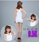 Tp. Hồ Chí Minh: ÁO 3 LỖ NỮ giá sỉ 9. 5k CL1700541