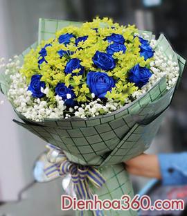 Cung cấp dịch vụ hoa tươi, hoa khai trương toàn quốc