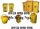 Bà Rịa-Vũng Tàu: chuyên bán thùng chứa rác y tế, thung rac y te, thùng rác y tế 240 lít CL1658318P3