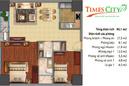 Tp. Hà Nội: Bán cắt lỗ căn hộ 90. 1 m2 tòa T7 times city giá 3,1 tỷ (0982420619) CL1658254