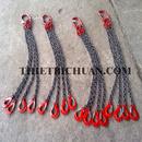Tp. Hà Nội: 0974953338- Bộ sling 4 chân, vòng khuyên, khóa nối móc cẩu, làm theo yêu cầu. CL1658164