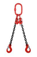 Hải Dương: 0974953338- Bộ sling 2 chân cẩu hàng bao gồm khóa nối, móc cẩu, vòng khuyên. CL1658639