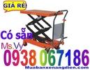 Tp. Hồ Chí Minh: Xe nâng chậu kiểng, hàng thùng, xe nâng mặt bàn giá rẻ, bàn nâng hàng giá rẻ CL1659985P9