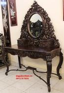 Tp. Hồ Chí Minh: Mẫu Bàn Phấn Trang Điểm Đẹp - Louis Phong Cách Pháp CL1700052