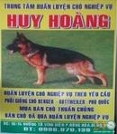 Tp. Hồ Chí Minh: Trung Tâm Huấn Luyện Chó Nghiệp Vụ Uy Tín, Chất Lượng CL1680403