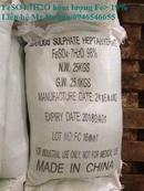 Tp. Hà Nội: Sắt II FeSO4. 7H2O 99%( Fe_ 19%) ,25kg/ bao, xuất xứ Trung Quốc CL1465352
