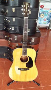 Bán guitar WM 35 hiệu Morris Nhật