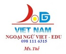 Tp. Hà Nội: Ngoại Ngữ ANh, Trung, NHật, Hàn chỉ 1 triệu đồng/ khóa lh 0981116315 CL1697685