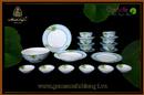 Tp. Hồ Chí Minh: Gốm Sứ Minh Long - Bộ bàn ăn 22sp Tích Tuyết Thảo 22314 CL1660540