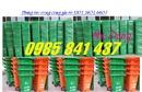 Tp. Hồ Chí Minh: 0985 841 437 Thanh lý thùng rác 120 l 240 l 660 l giá rẻ CL1661204
