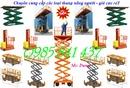 Tp. Hồ Chí Minh: 0985 841 437 Cung cấp thang nâng, bàn nâng - cam kết giá tốt nhất toàn quốc CL1659719