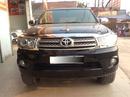 Tp. Hà Nội: Toyota Fortuner 2. 7 4x4 2009 AT, màu đen, giá tốt CL1659451