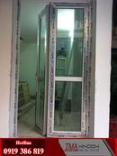 Tp. Hà Nội: Quý khách nên lưu ý đến chất liệu khi lắp đặt cửa nhựa lõi thép CL1661018P4