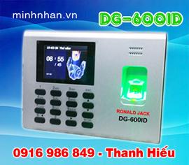 lắp đặt máy chấm công DG-600 tại Biên Hòa