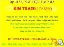 Tp. Hồ Chí Minh: Dịch Vụ Nấu Tiệc Kim Trang tại TPHCM CL1660658
