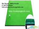 Tp. Hà Nội: Thảm tập golf 2D, thảm golf swing nhập khẩu CL1665936