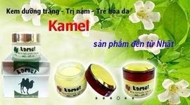 Kem Dưỡng Trắng Da trị nám KAMEL 450000-30