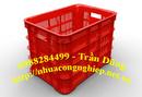 Tp. Hồ Chí Minh: Bán rổ nhựa, sóng nhựa, thùng nhựa hộp nhựa CL1661476P4