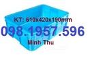 Tp. Hà Nội: thùng nhựa, thùng nhựa A2, thùng nhựa giá rẻ CL1661556