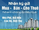 Tp. Hồ Chí Minh: !!!! Nhận Ký Gửi BĐS MUA - BÁN - CHO THUÊ NHÀ ĐẤT, CĂN HỘ CHUNG CƯ TP. HCM CUS48644
