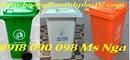 Bà Rịa-Vũng Tàu: bán thùng đựng rác y tế 120 lít, thung rac y te 120 lit, thùng rác hình cá heo, CL1660326