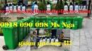 Tp. Cần Thơ: bán thùng rác y tế đạp chân 60 lít, xe rác 660 lít , 1000 lít, thùng rác hình co CL1660326
