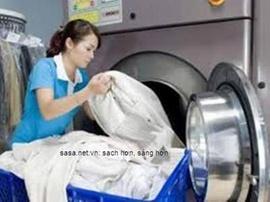 Giặt là cao cấp SASA Thăng Long – SASA Clean