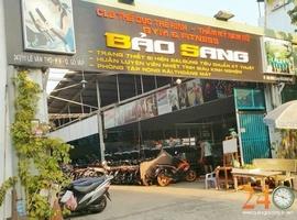Phòng Tập GYM Hiện Đại Quận Gò Vấp