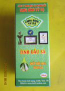 Tp. Hồ Chí Minh: Tinh dầu SẢ, Loại tốt-Dùng khi nhức đầu, cảm mạo, nhức mỏi, khử mùi CL1661025