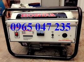 Máy phát điện Honda SH3500EX (3KVA) hàng chất lượng, giá rẻ nhất