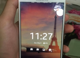 Bán điện thoại Samsung galaxy note 3 98%. Máy dùng tốt