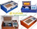 Tp. Hà Nội: Máy Laser 3020 khắc, cắt dấu, cắt vải laser CL1660983