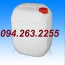 Tp. Hà Nội: can nhựa, can nhựa đựng chất lỏng, đựng hóa chất giá rẻ CL1661820