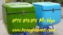 Tp. Hồ Chí Minh: bán thùng giao hàng, thùng chở hàng sau xe máy, thùng rác nhựa composite CL1661034