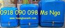 Tp. Hồ Chí Minh: chuyên bán thùng chở hàng sau xe máy, thùng đựng rác các loại giá rẻ CL1661057