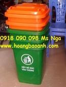 Tp. Hồ Chí Minh: bán thùng rác nhựa 120 lít, 240 lít, thùng rác chim cánh cụt, cá heo CL1661057