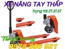 Tp. Hà Nội: Chuyên cung cấp xe nâng tay 2 tấn, xe kéo pallet Đức - Đài Loan giá rẻ CL1661456