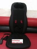 Tp. Hà Nội: Đệm massage vai gáy lưng hồng ngoại, nệm ghế mát xa toàn thân Nhật Bản giảm đau CL1677196P10