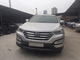 Xe Hyundai Santa fe 2. 4AT 2014, 985 triệu