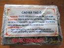 Tp. Hồ Chí Minh: Cao Hà Thủ Ô, tốt nhất-- Bổ máu huyết, làm đẹp Da và giúp đen tóc CL1662014